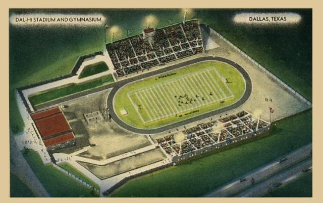 Dal-Hi (later P.C. Cobb) Stadium