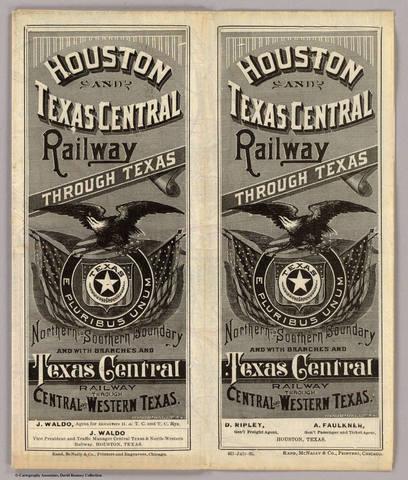 Houston & Texas Central Railway