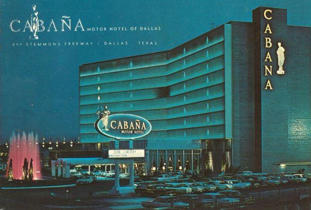 Cabaña Hotel