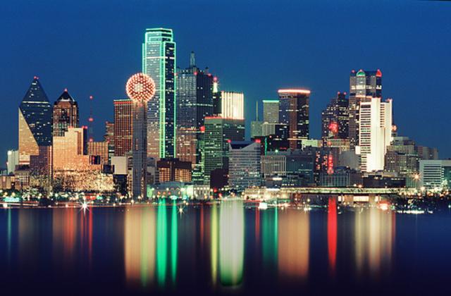 Population of Dallas: 1,188,580