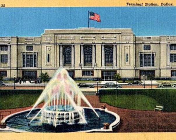 Union Station & Interurban Building