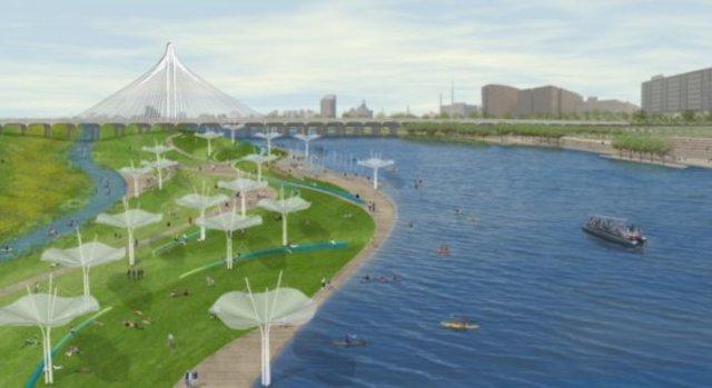 Trinity River Corridor Project bond election