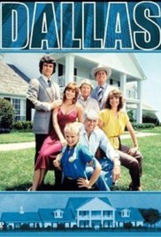 """Dallas"" TV show airs"