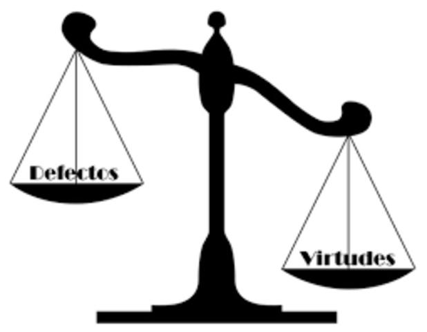 ¿Cuáles dirías que son tus mayores valores y tus defectos? ¿Qué piensas de ser así?