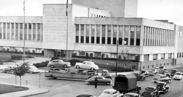 Dallas Morning News Building