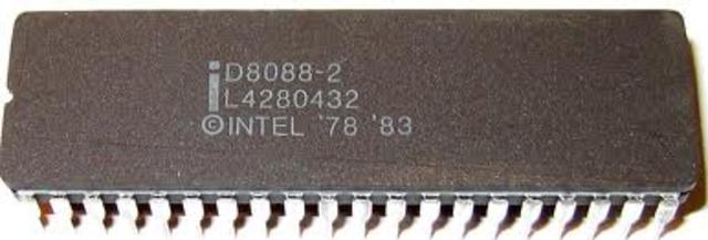 i8086 y i8088