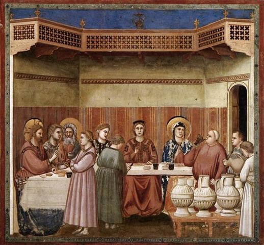 Storie di Cristo e della Vergine per la Cappella degli Scrovegni