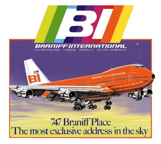 Braniff Airlines ceases operations