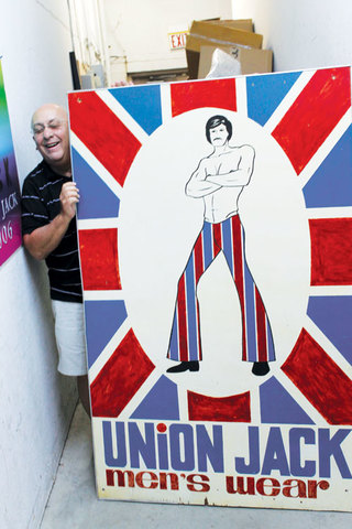 Union Jack opens on Cedar Springs Rd.