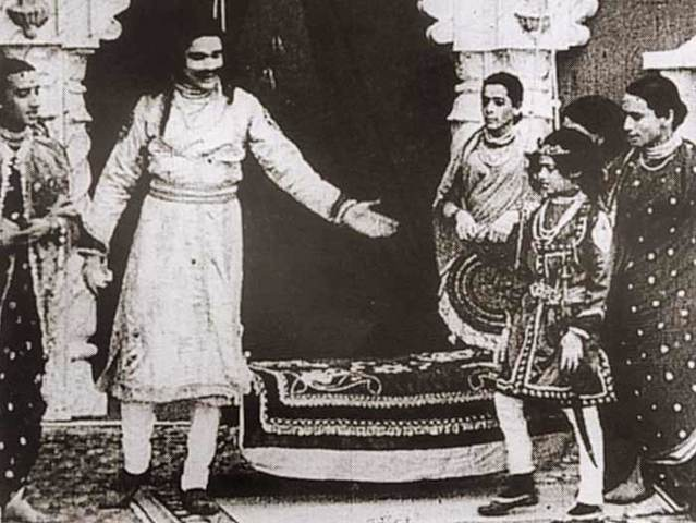 The First Indian Feature Film
