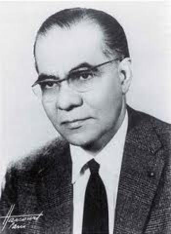 Dr JOSUÉ DE CASTRO (BRASIL)