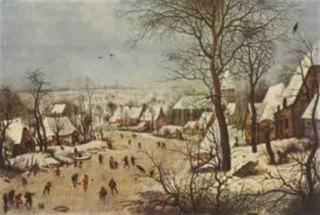 Beginning of Major Storm Patterns and the Little Ice Age