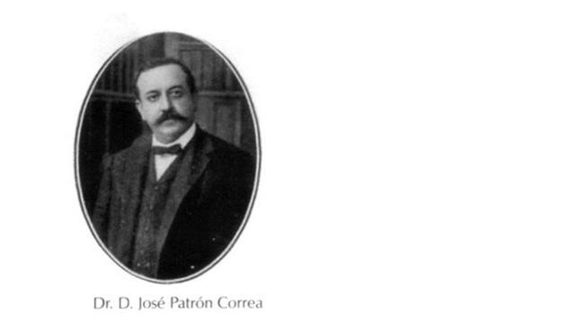 Dr. JOSÉ PATRÓN CORREA