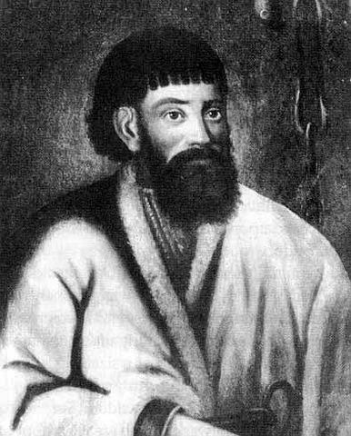 Pugachev's Rebellion Begins