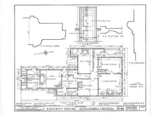 Historical American Buildings Survey