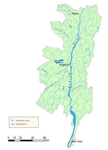 Henry Hudson: Hudson River