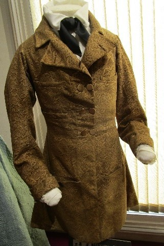The hunting coat