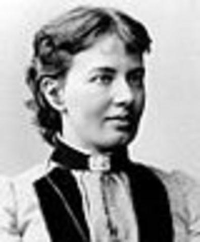 Sofia Vasílievna Kovalévskaya