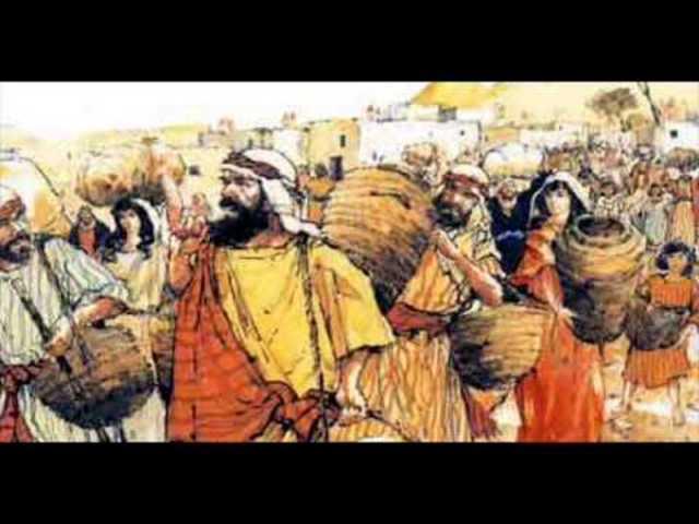 Sociedades de la Edad Antigua Hebreos