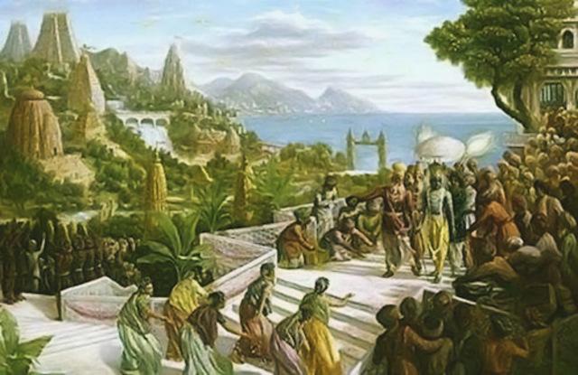 Sociedades de la Edad Antigua India