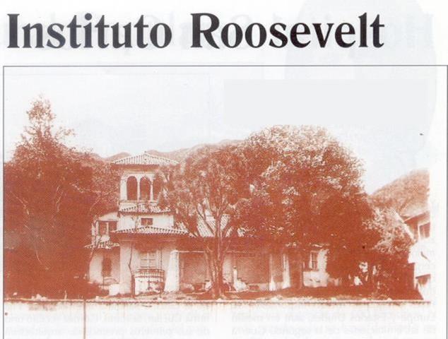 Criação do Instituto Franklin Delano Roosevelt