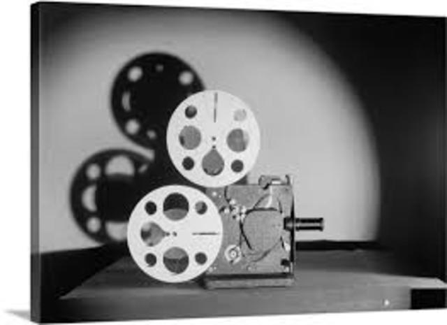 Motion Picture Projector (Industrial Age)