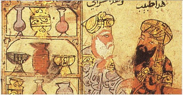 Arab Alchemists Discover Stronger Drink