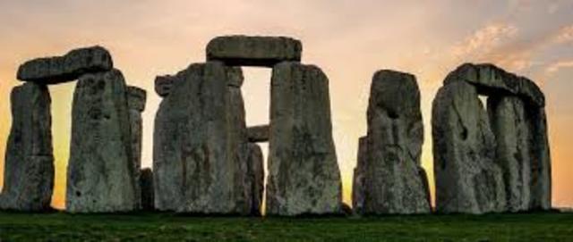 Stonehenge, Neolithic, c. 3000–1500 BCE