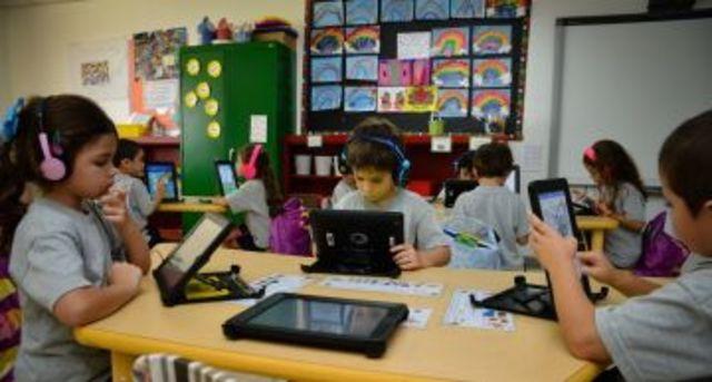 Tecnología educativa en la educación