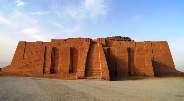 Nanna Ziggurat, Ancient Mesopotamia, c. 2100–2050 BCE