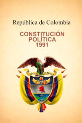 Constituição Política da Colômbia foi renovada
