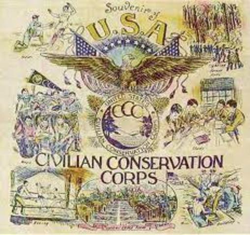 Civilian Conversation Corps