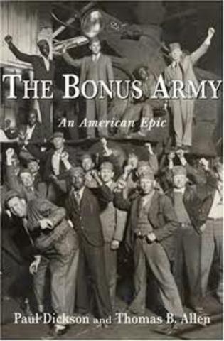Bonus Army March