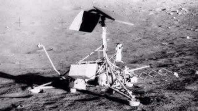 robot surveyor