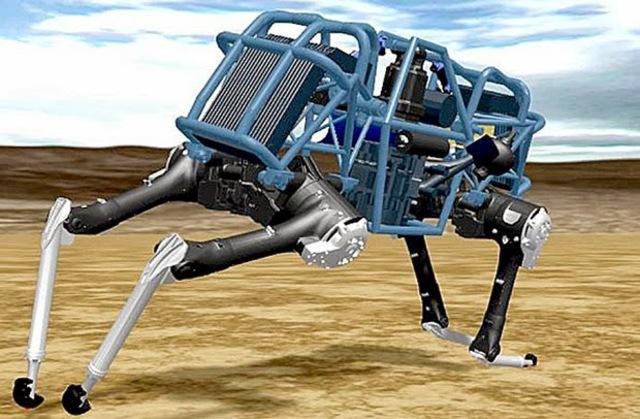 robot zoomorfico