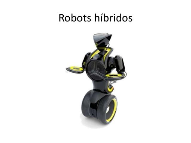 robot hibridos