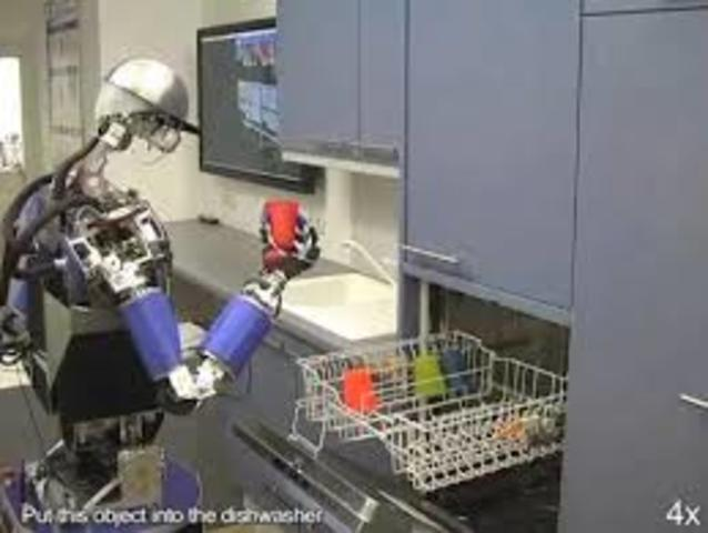 robot de aprendizaje