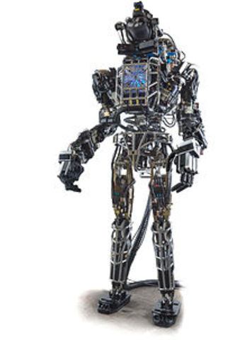 robot de pelea