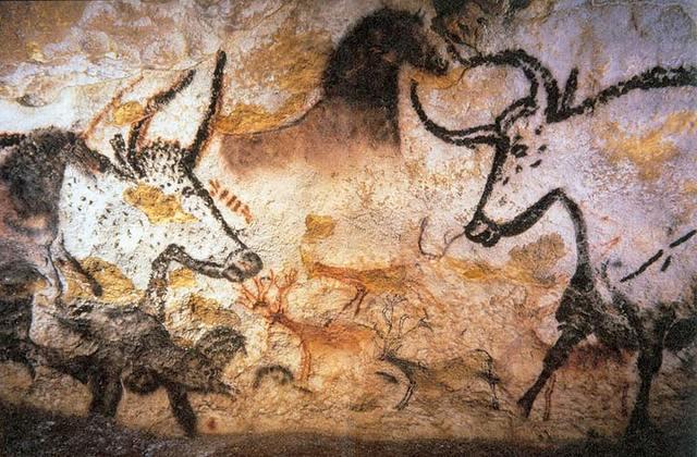 *Cave Paintings (PRE-INDUSTRIAL)