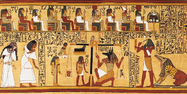 *Papyrus in Egypt(PRE-INDUSTRIAL)