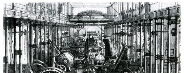 INDUSTRIAL AGE ( 1700s to 1930s)
