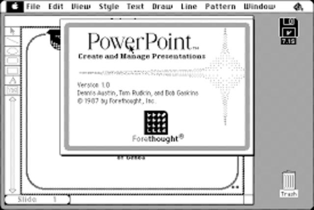 Sale la version 1.0 Para Mac