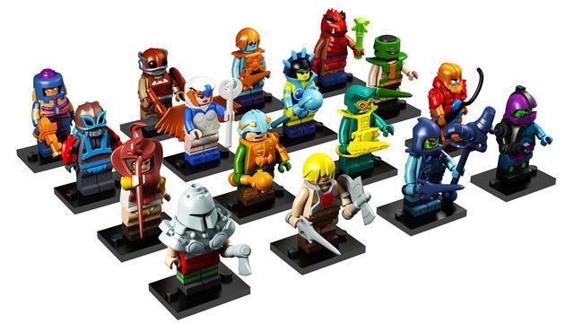 Similitud de los OA con las fichas LEGO