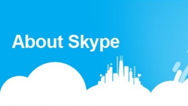 *Skype (INFORMATION AGE)