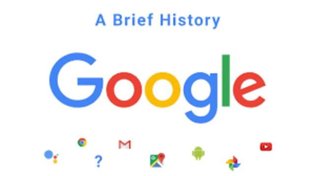 *Google (INFORMATION AGE)