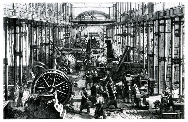 INDUSTRIAL AGE (1700s TO 1930S)