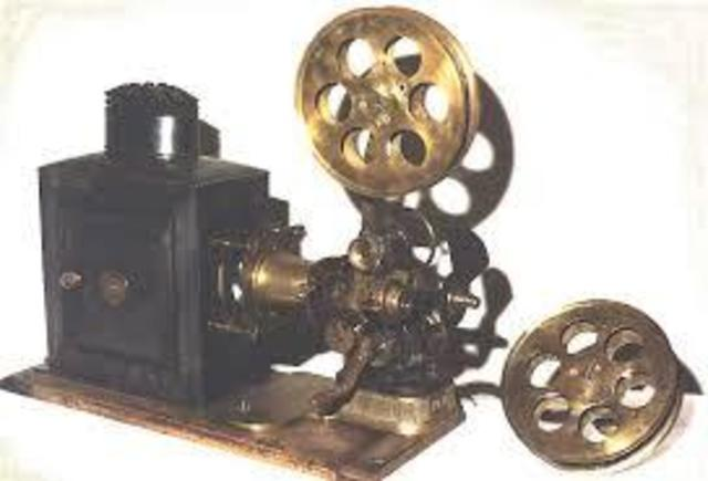 Motion Picture Photography Projection