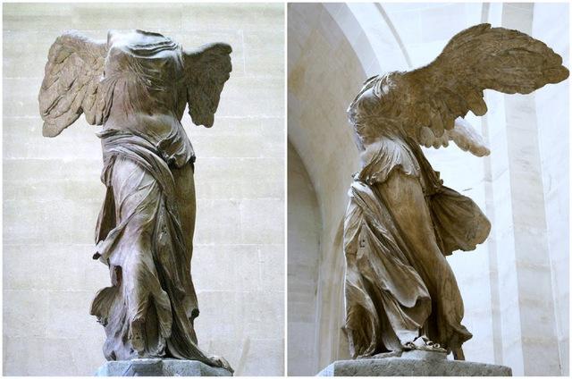 Winged Victory of Samothrace - Pythokritos - Ancient Greece - 200 BCE to 190 BCE