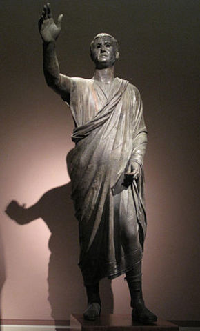 The Orator - Ancient Rome - 110 BCE to 90 BCE