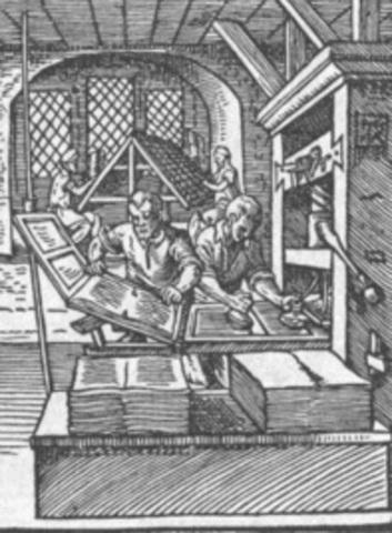 Gutenbergs Buchdruck
